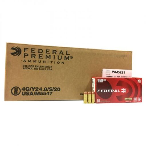 federal champion 9mm