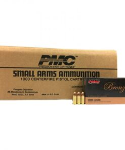 PMC bronze 9mm