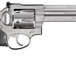 Ruger 9mm revolver